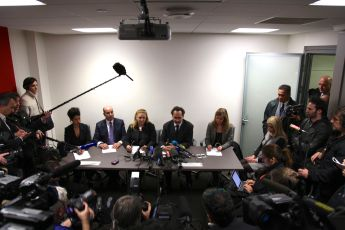 Suha Arafat and her lawyers rejected the conclusions of the French investigators [David Poort]